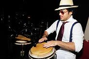 bongo jugador