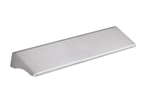 334mm Alto thin handle, brushed steel