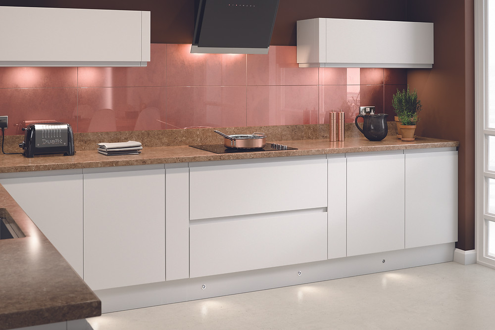 Replacement Kitchen Cupboard Doors from RossWoodKitchens.co.uk