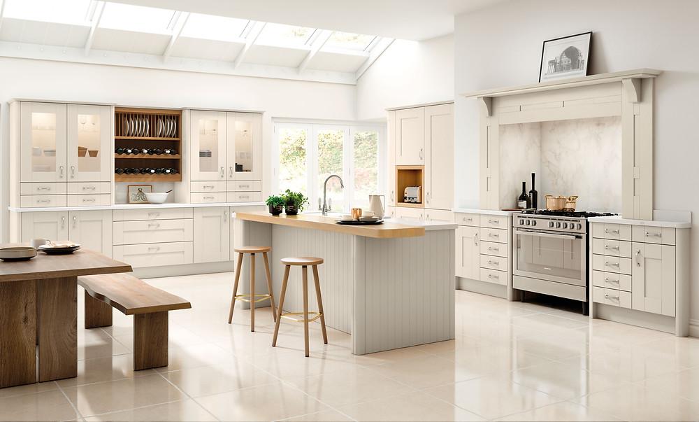 Shaker Style Replacement Kitchen Doors