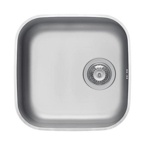 Steam 1.0 bowl stainless steel undermount sink