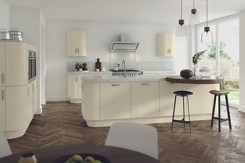 Ivory Ultra Matt Replacement Kitchen Doors