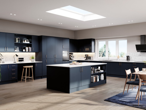 Adding New Kitchen Cupboard Doors and Seven Other Brilliant Tips to Make Your Kitchen a Cosier Place