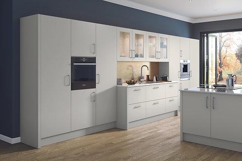 Light Grey Ultra Matt Replacement Kitchen Doors