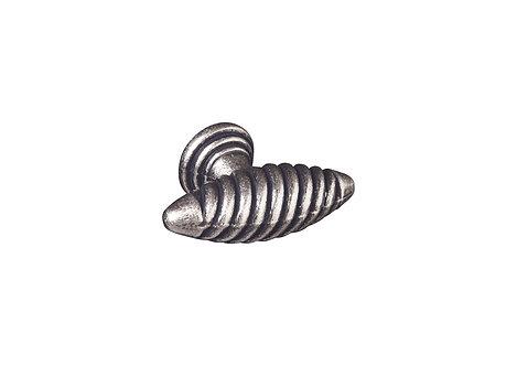 56mm Twister knob, pewter