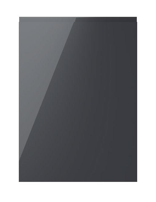 Handleless High Gloss Lucente Anthracite Kitchen Doors