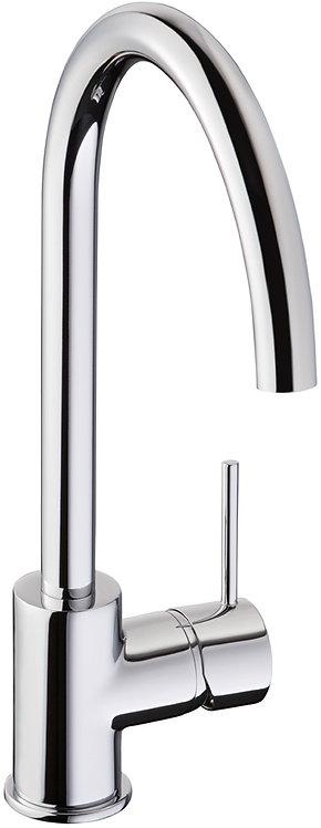 Severn single lever tap, chrome finish