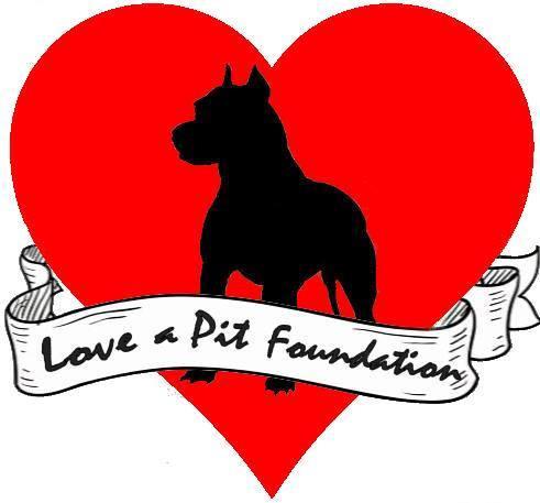 Love a Pit logo