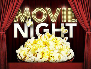 Rescheduled: Movie Night Double Feature