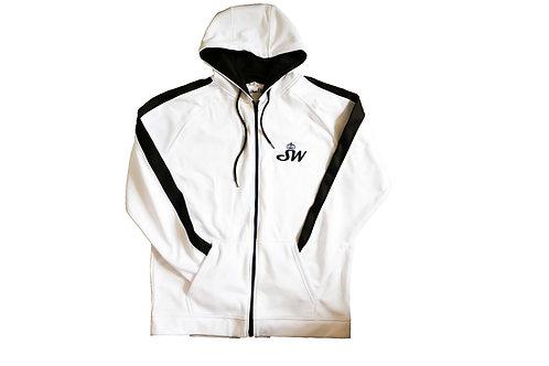 Unisex Signature Fleece (Arctic White/Jet  Black)