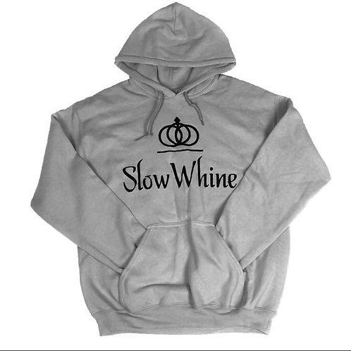 SlowWhine Origin Grey Hoodie