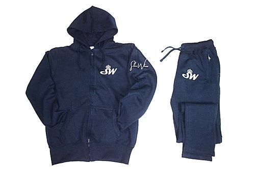 SW Female French Navy Tracksuit