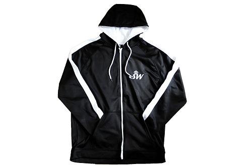 Unisex Signature Fleece (Jet  Black/Arctic White)