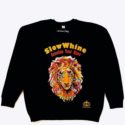 SlowWhine 'Heart of a Lion' Sweatshirt