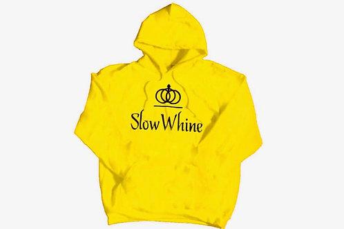 SlowWhine Origin Yellow Hoodie