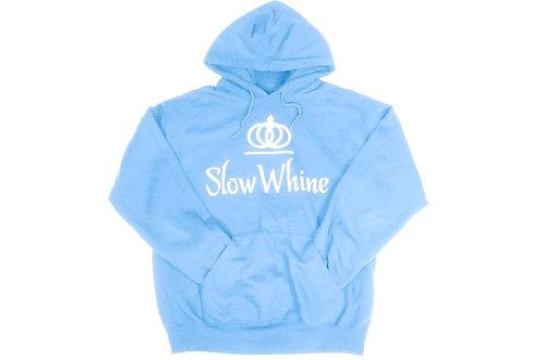 SlowWhine Origin Light Blue Hoodie