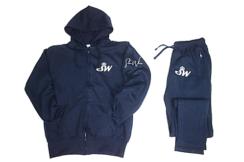 SW Male French Navy Tracksuit