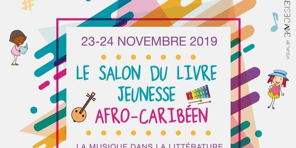 Le Salon Du Livre Jeunesse Afro-Caraïbéen