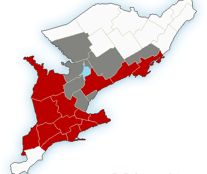 Freezing rain & snowfall warnings ahead of Ontario storm