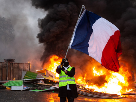 Paris shuts down ahead of protest