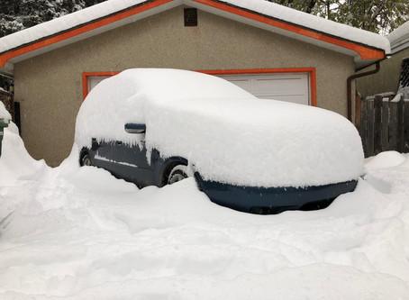 Winter storm buries NFLD and Labrador