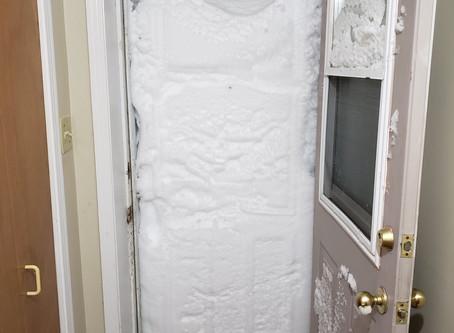 Record snowfall buries Newfoundland