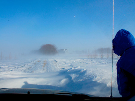 New Brunswick sets new cold record