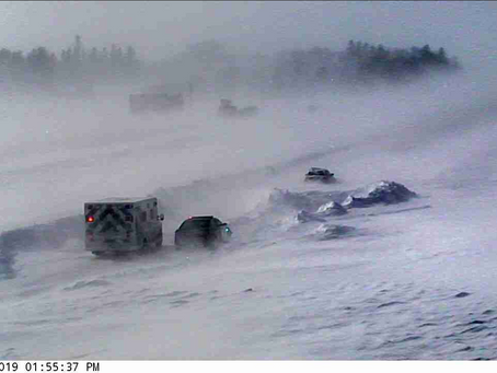 Blizzard possible for SK/AB this weekend