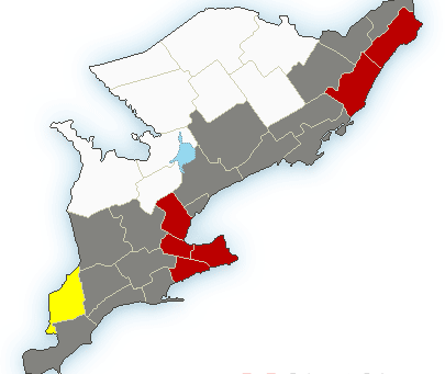 Winter storm warnings issued for Ontario