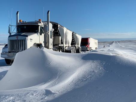 Intense blizzard impacts Saskatchewan