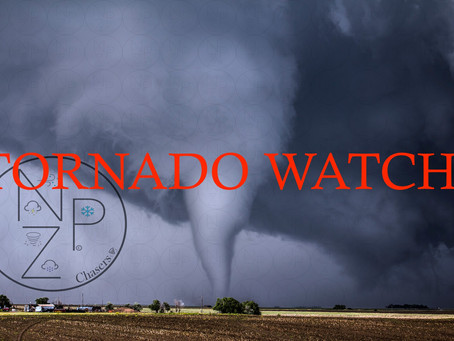 Tornado watch issued for NW Ontario