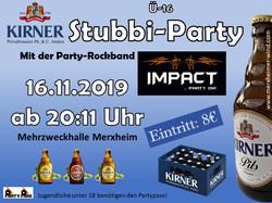 Stubbi-party 2019
