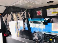 Autobus Scolaire Protection COVID
