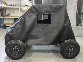 Housse de protection sur mesure pour véhicule