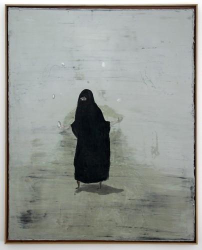 """Norbert Schwontkowski: """"Queen of Concentration"""", 2008"""