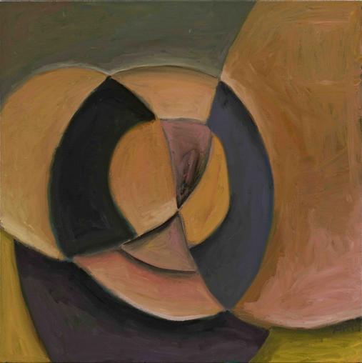 ANTON HENNING, Pin-up No. 179 (L'origine de l'abstraction), 2014