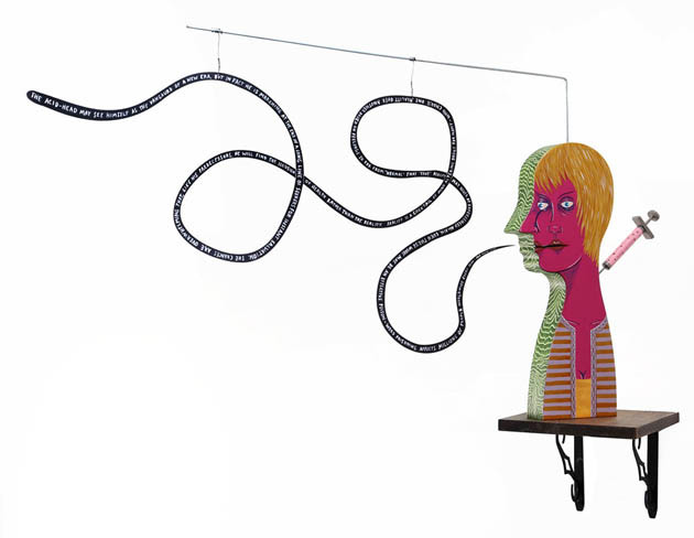 ED TEMPLETON, Acid Head, 2008