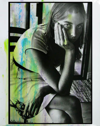 ED TEMPLETON, Ashley Thayer, 2005