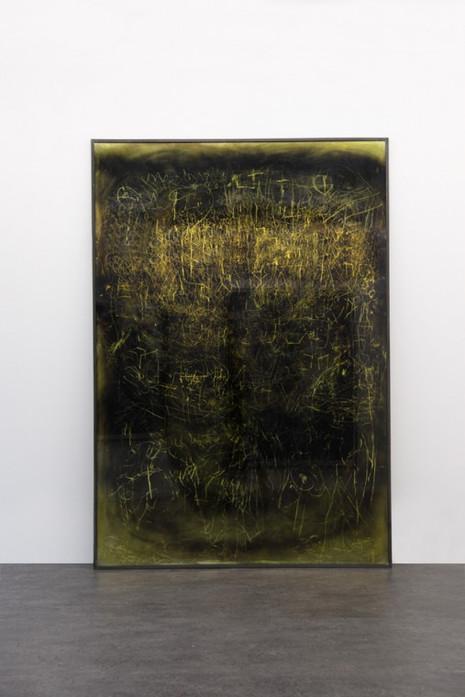 EDWARD LIPSKI, Mystical Vandalism II, 2015