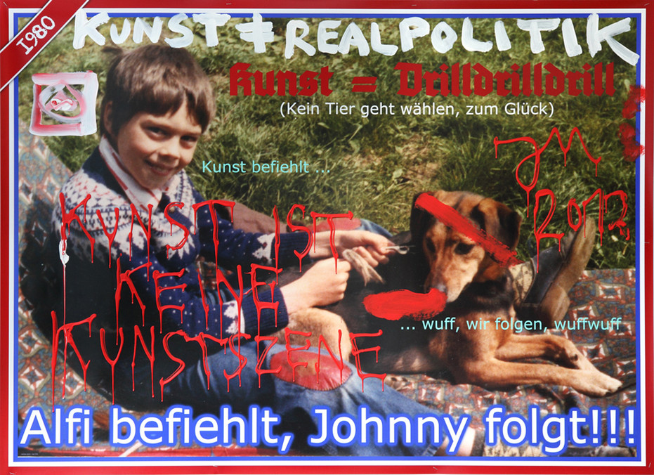 "JONATHAN MEESE, ""DRAGONBABY ""Johnny"" Series, 2012"