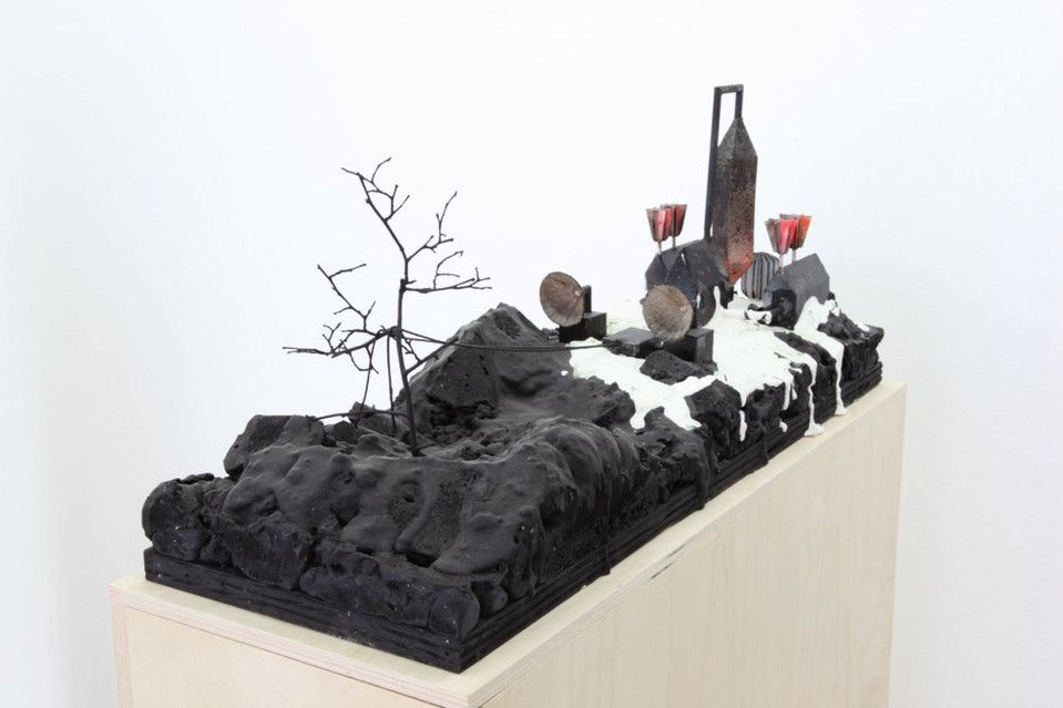 BENJAMIN VERDONCK, The Last Outpost, 2009