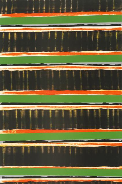JUAN USLÉ Premonición, 2004-2005 46 x 31 cm Vinyl, dispersion and pigments on canvas