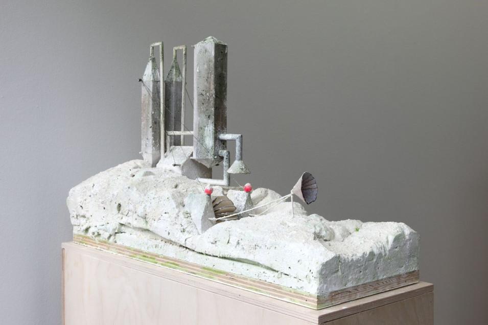BENJAMIN VERDONCK, Conquest of the moon, 2009
