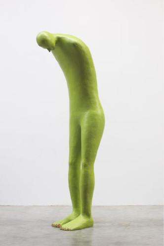 HENK VISCH, The artist in love, 2014