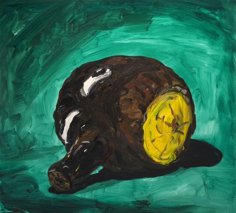 ARMEN ELOYAN Trunk Painting A.T. 5, 2018