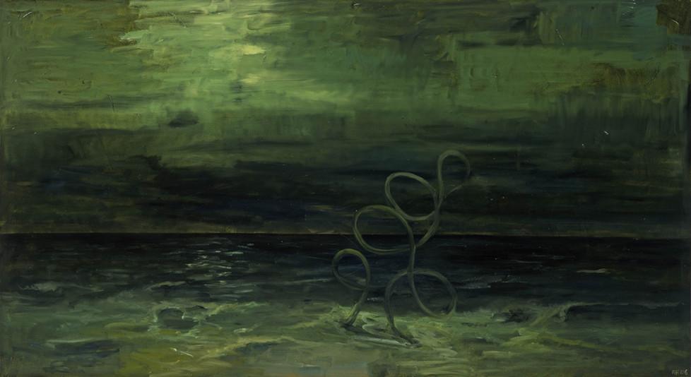 ANTON HENNING, Blumenstilleben No. 319, 2006
