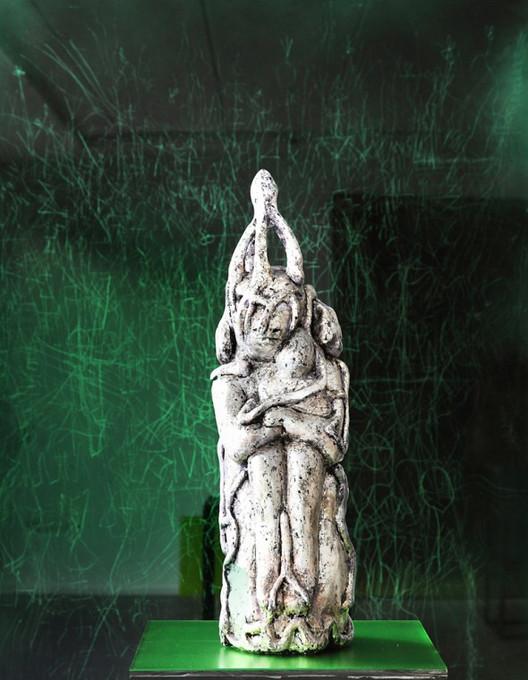 EDWARD LIPSKI, Mother and Child, 2016