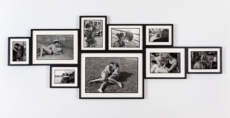 ED TEMPLETON Eulogy for Lost Saliva 2, 2017 9 Silver Gelatin Prints 81 x 205 cm edition of 3