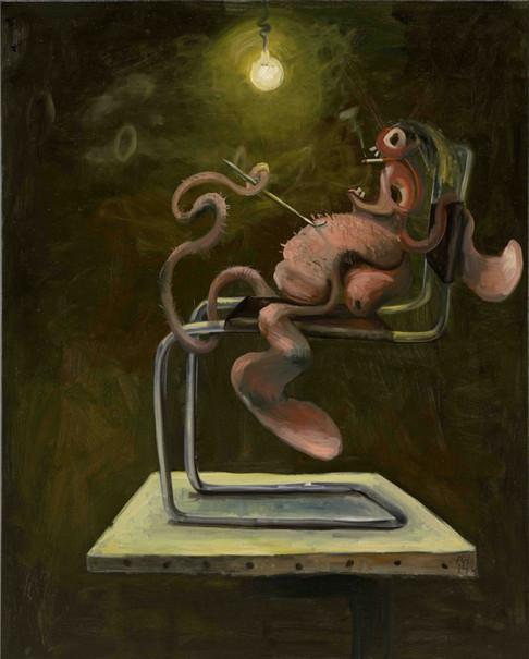 ANTON HENNING, Portrait No. 403, 2014