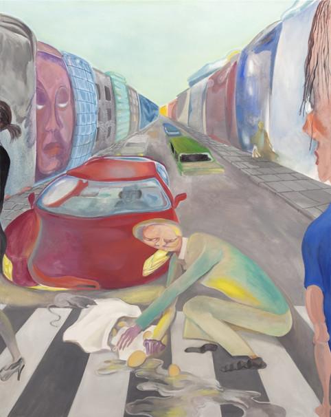TOMASZ KOWALSKI, She Has Funny Cars, 2018